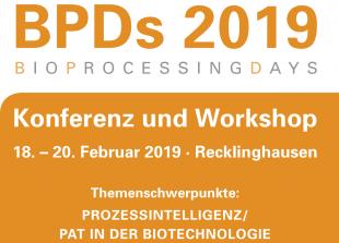 BioProcessing Days 2019